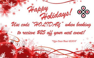 Happy Holiday Promotion